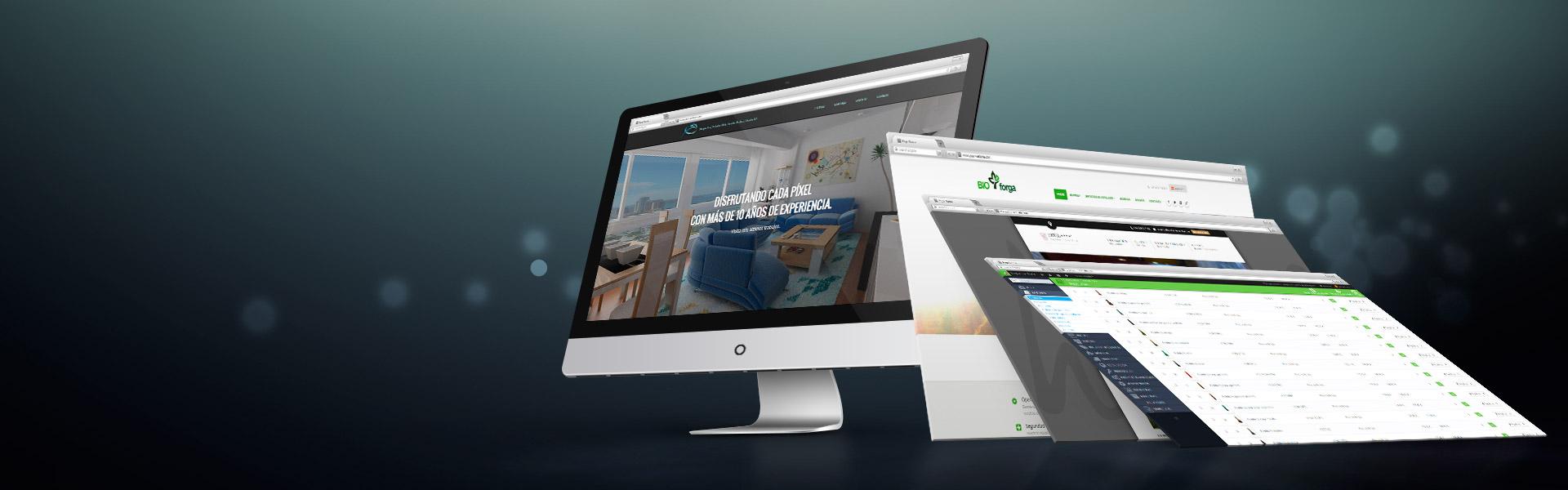 web design and development company